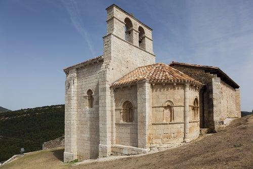 Ermita de San Pantaleón de Losa