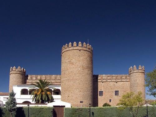 Palacio de los Duques de Feria en Zafra