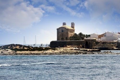 Tabarca en Alicante