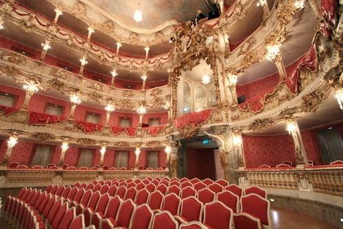 Teatro de la Residencia de Múnich