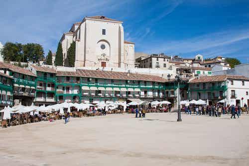 Chinchón en Madrid, el encanto de lo tradicional