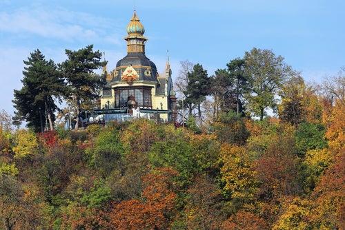 Pabellón Hanavsky en Praga