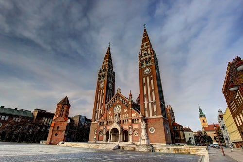 Catedral de Szeged