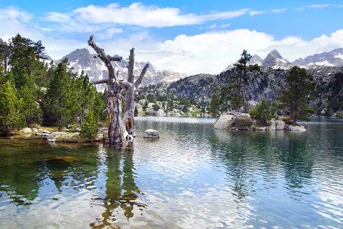 Parque Nacional de Aigüestortes en Lleida