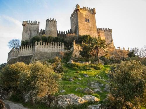 El castillo de Almodóvar del Río, una leyenda viva