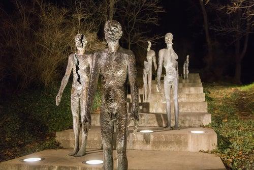 Monumento a las Víctimas del Comunismo en Praga