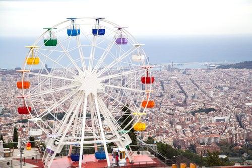 El Tibidabo, un lugar muy especial de Barcelona