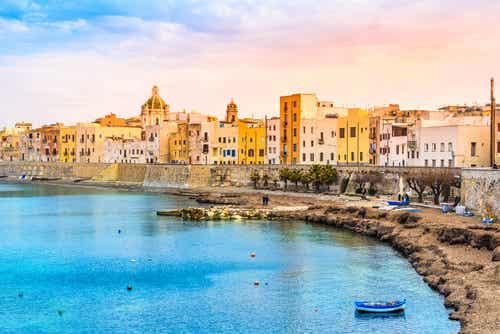 Trapani, una espectacular región en Sicilia