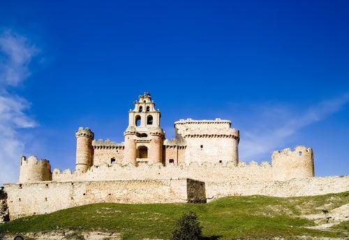 Castillo de Turégano en Segovia