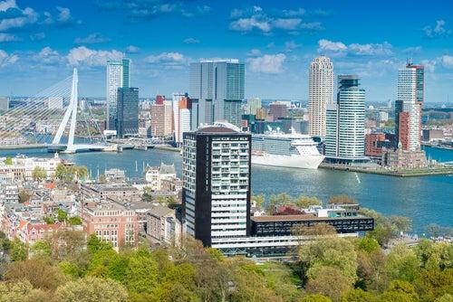 Rotterdam, una ciudad moderna y de vanguardia