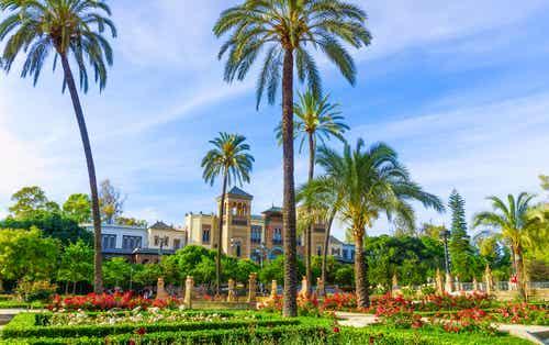 El parque de María Luisa, el corazón verde de Sevilla
