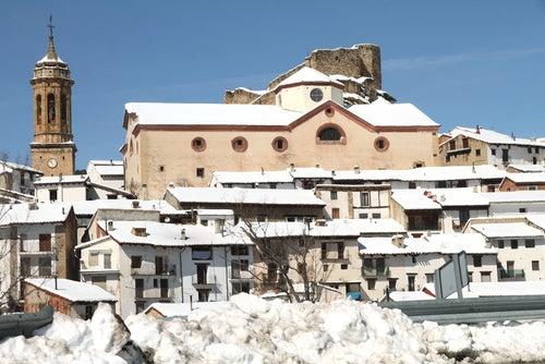 Linares de Mora en Teruel