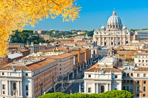 Un inolvidable paseo por la Ciudad del Vaticano