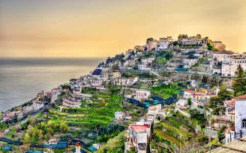 Ravello, un precioso pueblo en la Costa Amalfitana