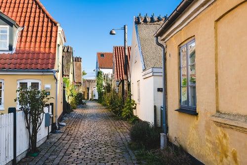 Dragor en Dinamarca