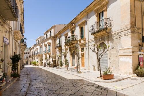 Scily en Sicilia