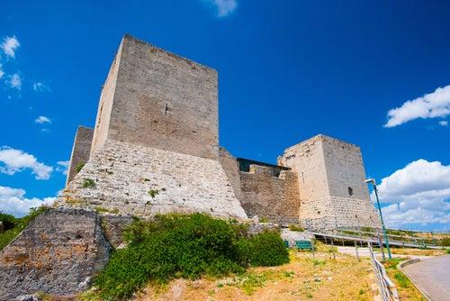 Castillo de San Michele en Cagliari