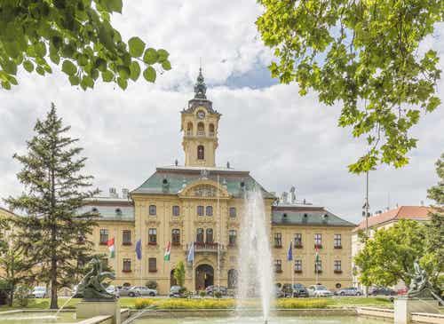 """Szeged, la """"ciudad del sol"""" de Hungría"""