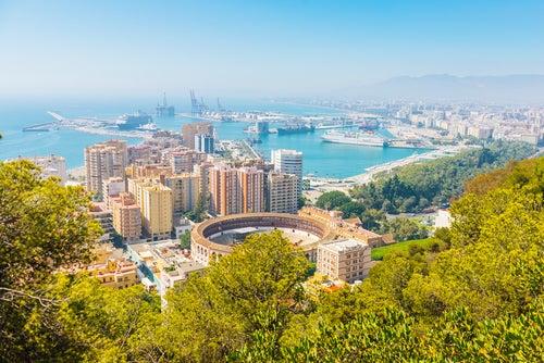Un viaje a Málaga, la preciosa Costa del Sol