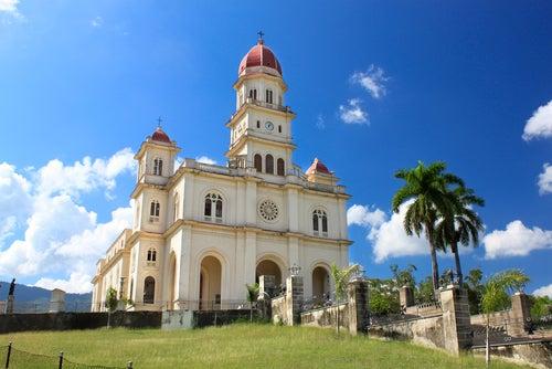 Santuario de la Virgen del Cobre en Santiago de Cuba