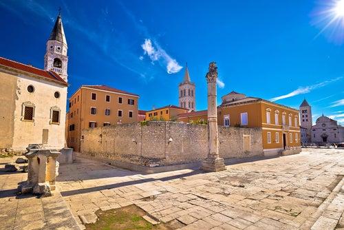 Zadar, un tesoro por descubrir en Croacia