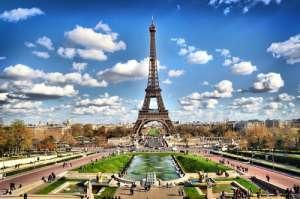 Viajar a París, Torre Eiffel