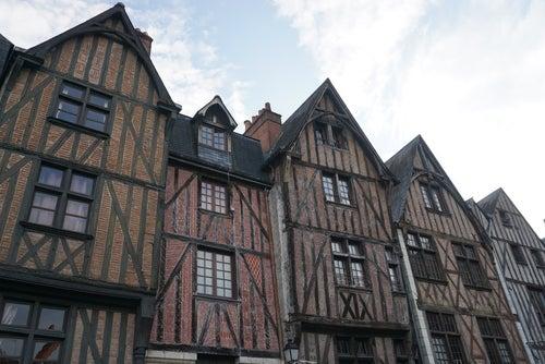 Place Plumerau en Tours