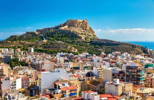 Un paseo por Alicante, ciudad afortunada