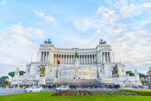 Plaza Venecia de Roma