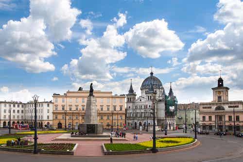 Lodz, una ciudad de moda y de cultura en Polonia