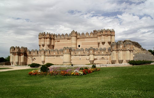 Visitamos 3 maravillosos castillos de Segovia