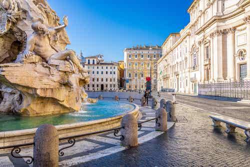 Las 9 plazas de Roma más impresionantes