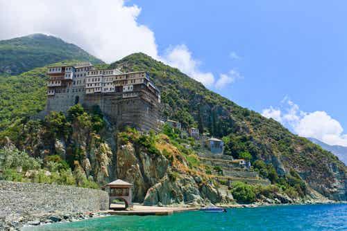El Monte Athos en Grecia, un lugar místico e inaccesible