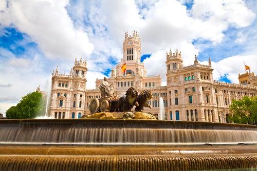 Las fuentes de Madrid, otra forma de conocer la ciudad