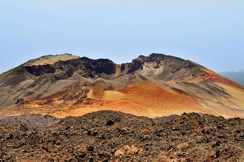 Pico Viejo en Tenerife