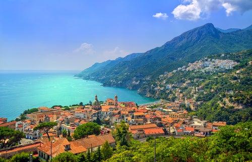 Salerno en Italia
