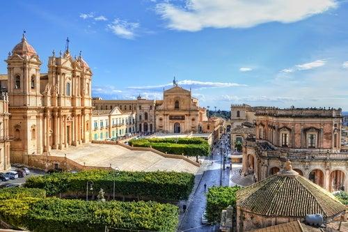 Descubrimos las bellas ciudades barrocas de Sicilia