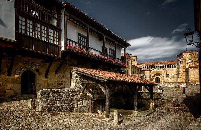 Santillana del Mar, un pueblo privilegiado de Cantabria