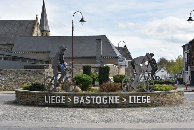 Bastoña en Bélgica