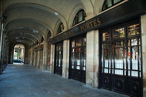 7 Portes en Barcelona