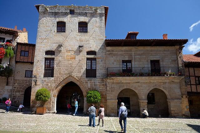 Torre de don Borja en Santillana del MAr