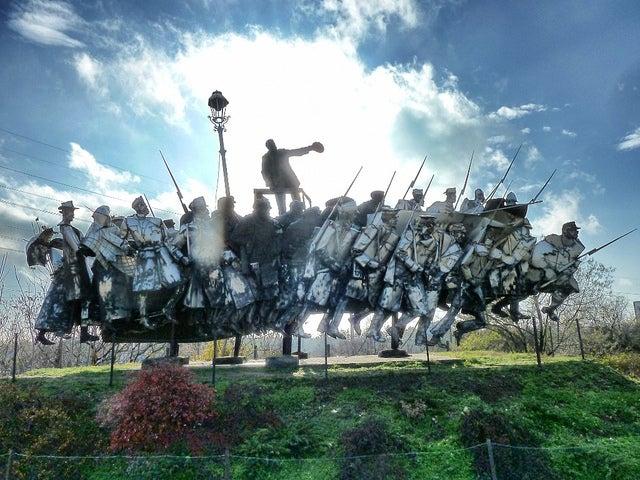 Memento Park en Budapest
