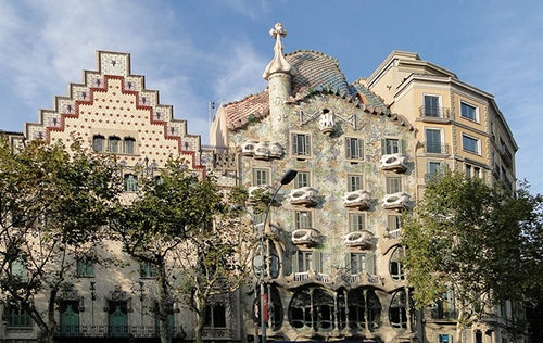 Una ruta por las ciudades modernistas en Europa