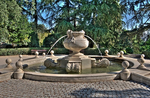 Quinta de la Fuente del Berro en Madrid