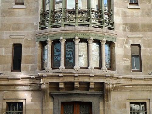 Casa Tassel en Bruselas