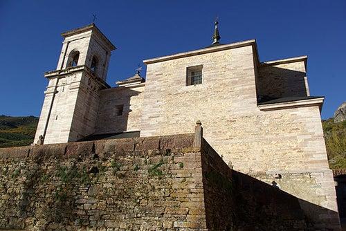 Iglesia de Lois en León