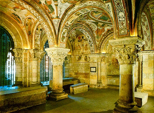 Panteón de San Isidoro de León