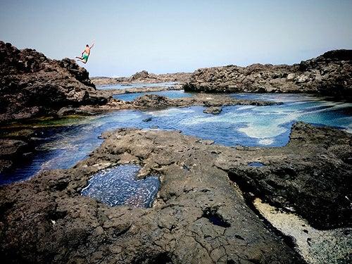 Los Charcones en Lanzarote