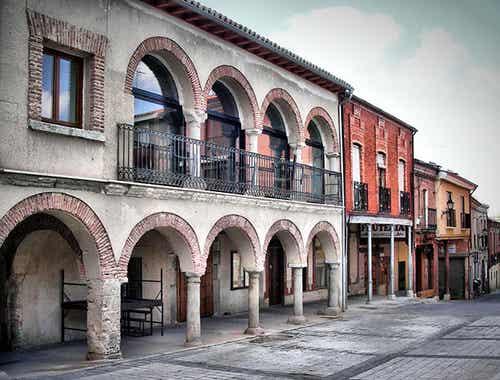 Olmedo en Valladolid, un autentico pueblo castellano