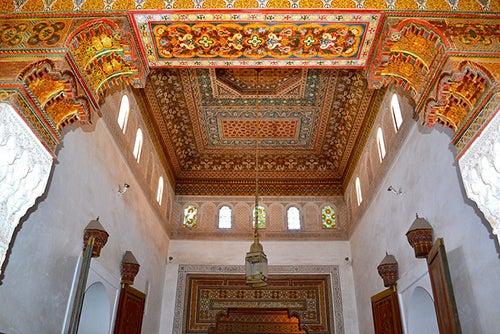 Palacio Bahía en Marrakechc
